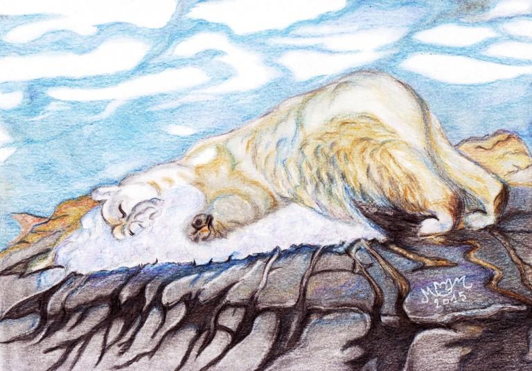 ours-polaire-Dessin-Martine---2015