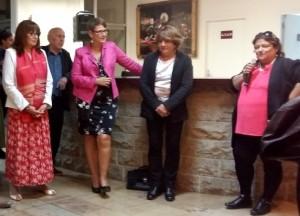 Exposition Winart club à la mairie de Neuilly sur Marne du 5 au 13 octobre 2018