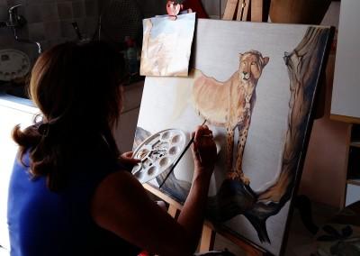 23_Martine monie Mounie peinture en cours